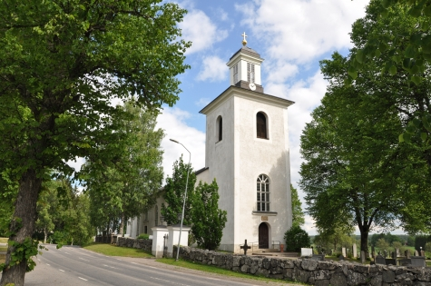 Västerlövsta, Enåker och Huddunge församlingar - Kyrktorget