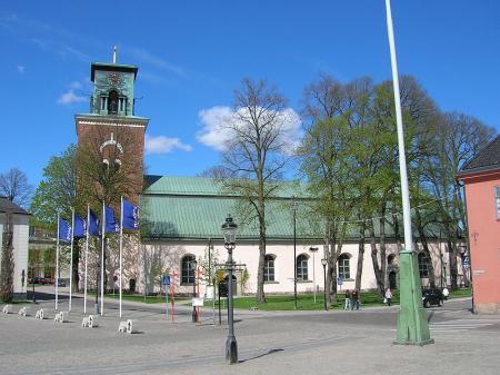 svenska kyrkan nyköping