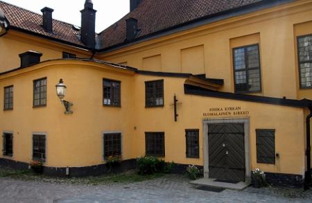 Tukholman Suomalainen seurakunta - Finska församlingen i Stockholm -  Kyrktorget.se - Kyrkornas webbplats.